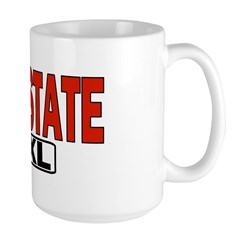 Red State Conservative Large Mug