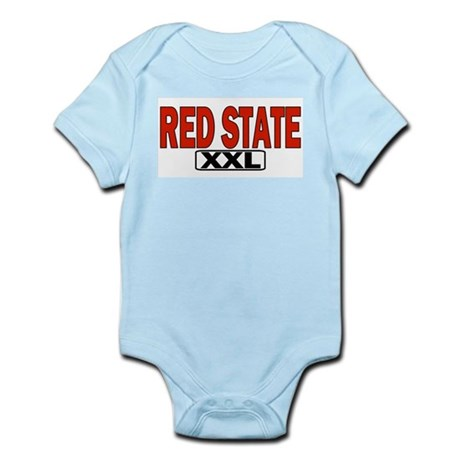 Red State Conservative Infant Creeper