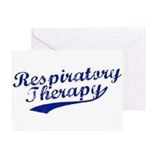 Respiratory Therapy Greeting Cards (Pk of 10)