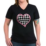 Racing Heart Pink Shirt