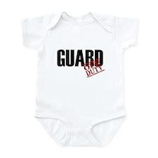 Off Duty Guard Infant Bodysuit