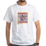 New Mexico SP Masons White T-Shirt
