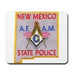 New Mexico SP Masons Mousepad