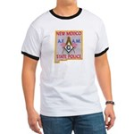 New Mexico SP Masons Ringer T