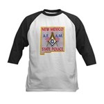 New Mexico SP Masons Kids Baseball Jersey