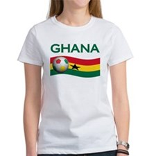 TEAM GHANA WORLD CUP Tee