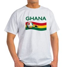 TEAM GHANA WORLD CUP T-Shirt