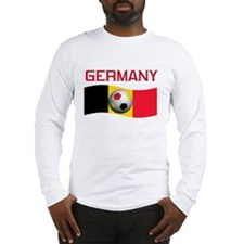 TEAM GERMANY WORLD CUP Long Sleeve T-Shirt