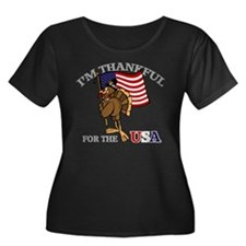 Thankful For USA T