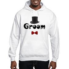 Just Married - Groom Hoodie