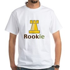 Rook Rookie Chess Piece Shirt
