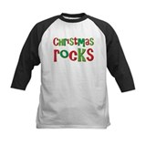 Christmas Rocks Love Holiday Tee