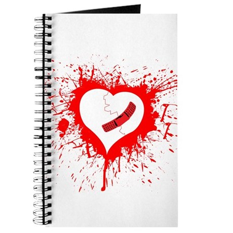 Broken Hearted again Journal