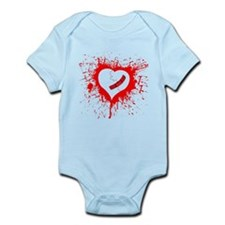 Broken Hearted again Infant Bodysuit