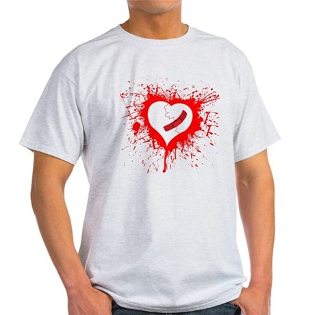 Broken Hearted again Light T-Shirt
