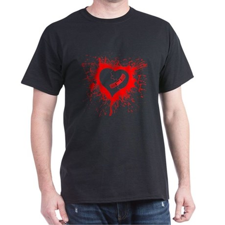 Broken Hearted again Dark T-Shirt