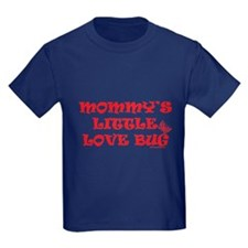 MOMMY'S LITTLE LOVE BUG T