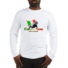 Cane Corso run Long Sleeve T-Shirt
