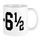 -6 1/2 Pointspread Mug
