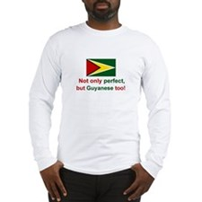 Guyana-Perfect Long Sleeve T-Shirt