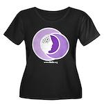 10x10_apparel_LBDA_WHITE Plus Size T-Shirt