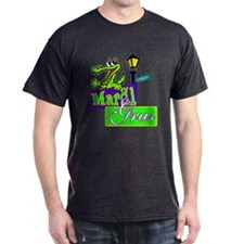 Gator at Mardi Gras  T-Shirt