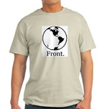 Ash Grey Earth T-Shirt