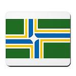 Portland Flag Mousepad
