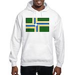 Portland Flag Hooded Sweatshirt