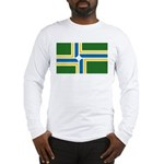 Portland Flag Long Sleeve T-Shirt
