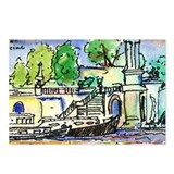Seine River Postcards