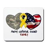 Guard Family Mousepad