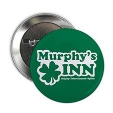 "Murphy's INN 2.25"" Button (100 pack)"