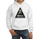 Pyramid Eye Jumper Hoody