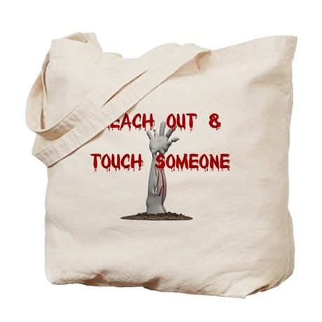 Scary Halloween Tote Bag