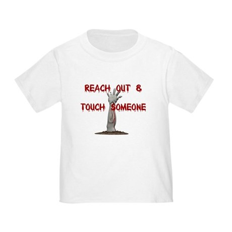 Scary Halloween Toddler T-Shirt