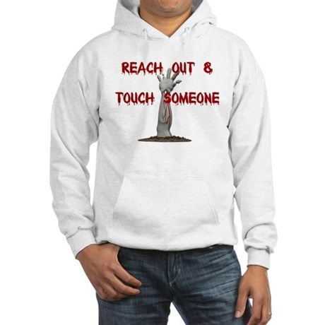 Scary Halloween Hooded Sweatshirt