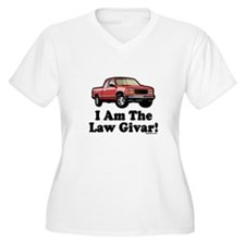 I Am The Law Givar! T-Shirt