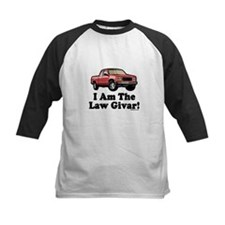 I Am The Law Givar! Tee