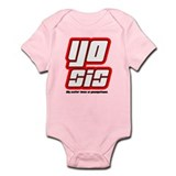 YO sis Infant Bodysuit
