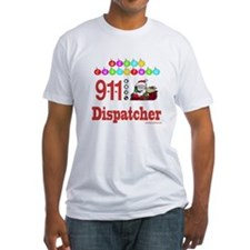 911 Dispatcher Christmas Gift Shirt