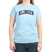 KLINGER design (blue) T-Shirt
