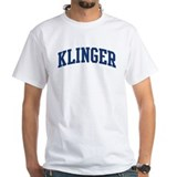 KLINGER design (blue) Shirt