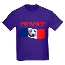 TEAM FRANCE WORLD CUP T