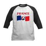 France soccer Kids Baseball Jerseys