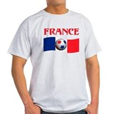 TEAM FRANCE WORLD CUP T-Shirt