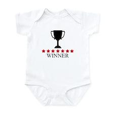 Winner (red stars) Infant Bodysuit