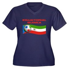 TEAM EQUATORIAL GUINEA WORLD CUP Women's Plus Size