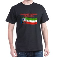 TEAM EQUATORIAL GUINEA WORLD CUP T-Shirt