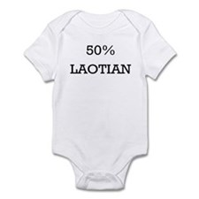 50% Laotian Infant Bodysuit